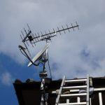 ケーブルテレビを解約し、地デジアンテナ視聴へ 香川県高松市にて