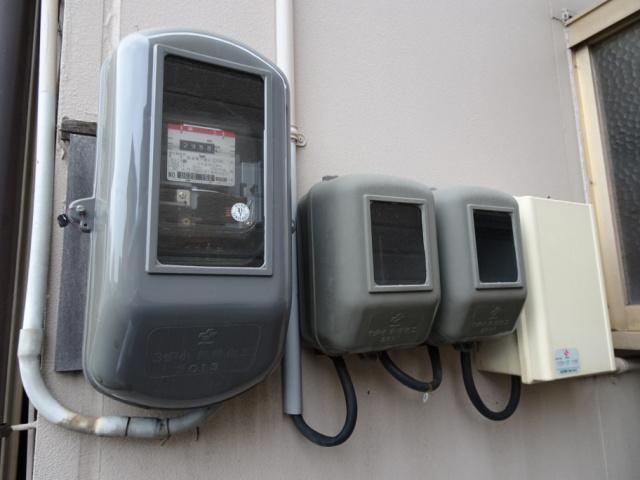戸建住宅の電気容量アップ工事