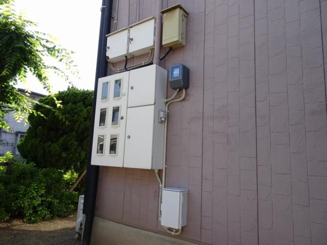 メンテナンス用電気メーター