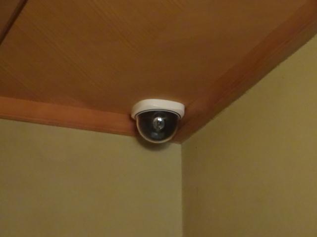 室内ドームカメラ2