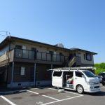 アパート ケーブルテレビからアンテナ受信への変更工事 香川県丸亀市にて