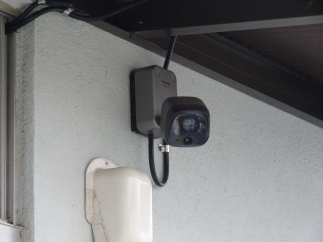パナソニックのセンサーカメラ